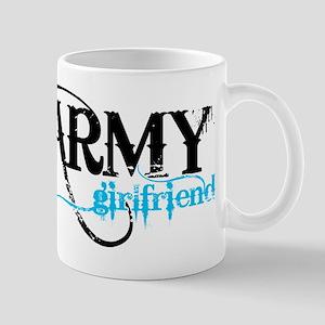 Light Blue Army Girlfriend Mug