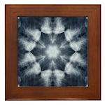Clouds III Framed Tile