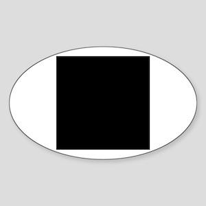 Baseball - Stefan Oval Sticker