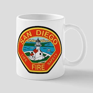 San Diego Fire Department Mug