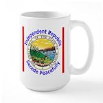 Montana-5 Large Mug