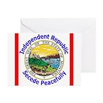 Montana-5 Greeting Cards (Pk of 20)