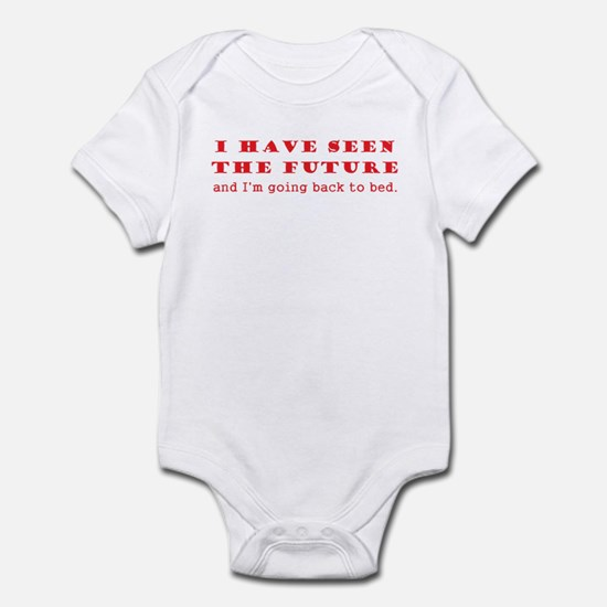 Future Infant Bodysuit