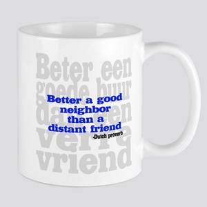 Good Neighbor Mug