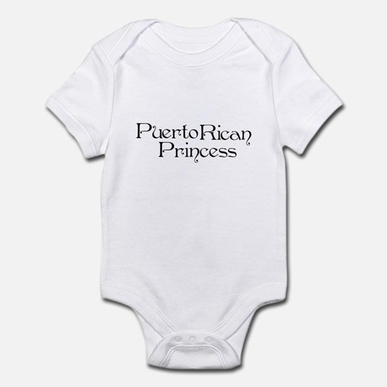 PR Princess Infant Bodysuit