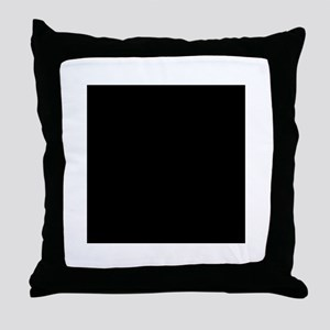 Microscope - Laura Throw Pillow