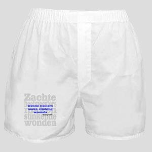 Gentle Healers Boxer Shorts
