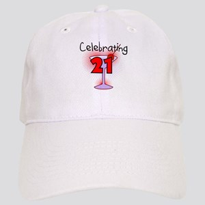 Cocktail Celebrating 21 Cap