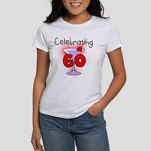 Cocktail Celebrating 60 Women's T-Shirt