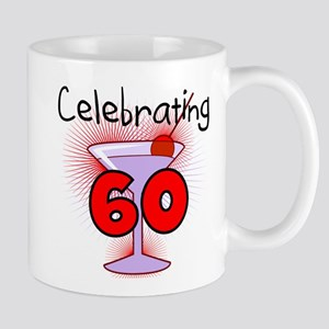 Cocktail Celebrating 60 Mug