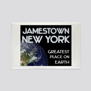 jamestown new york - greatest place on earth Recta