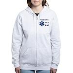 EMT Father Women's Zip Hoodie