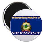 Vermont-4 Magnet