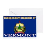 Vermont-4 Greeting Card
