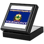 Vermont-4 Keepsake Box