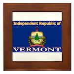 Vermont-4 Framed Tile