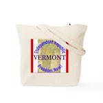 Vermont-3 Tote Bag
