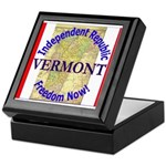 Vermont-3 Keepsake Box