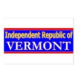 Vermont-2 Postcards (Package of 8)