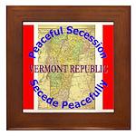 Vermont-1 Framed Tile