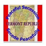 Vermont-1 Tile Coaster