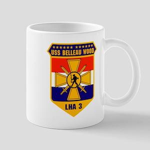 USS Belleau Wood LHA 3 US Navy Mug