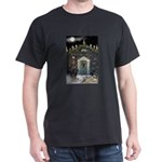 Holly Jolly Gothic Black T-Shirt