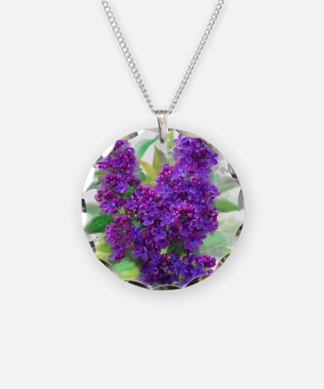 Cute Illustration painting Necklace