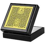 Celtic Letter H Keepsake Box
