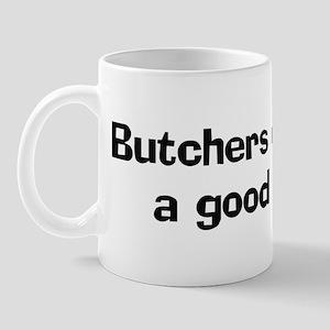 butchers1 Mugs