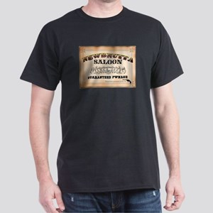 Newbnutta Saloon Dark T-Shirt