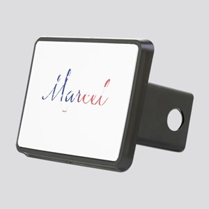 Marcel Rectangular Hitch Cover