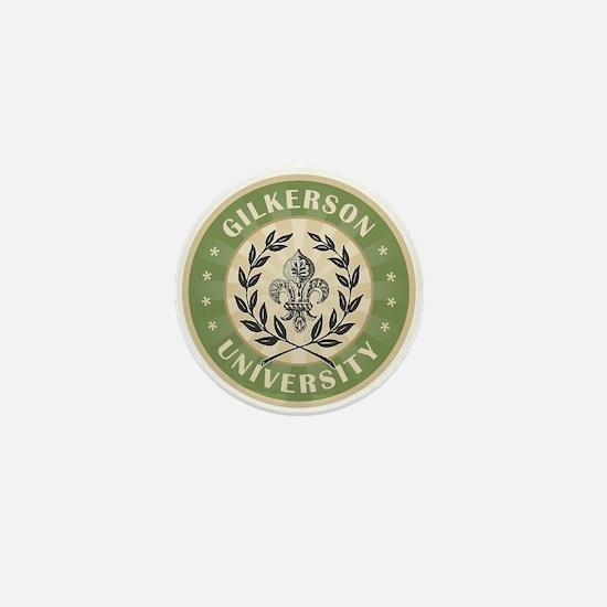 Gilkerson Last Name University Mini Button