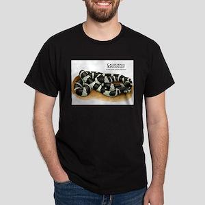 California Kingsnake Dark T-Shirt