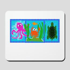 Undersea Adventure Mousepad