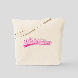 Worldpeace Tote Bag