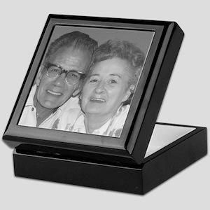 Family foto Keepsake Box