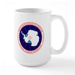 United States Antarctic Program Mug (Large)