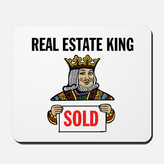 KING OF SOLD Mousepad