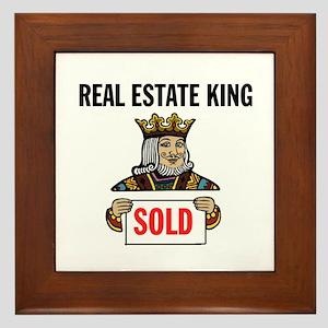 KING OF SOLD Framed Tile