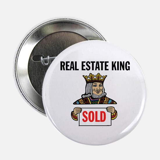 """KING OF SOLD 2.25"""" Button"""