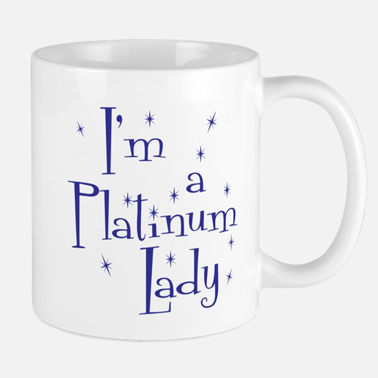 Platinum Lady Mug
