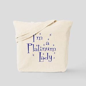 Platinum Lady Tote Bag
