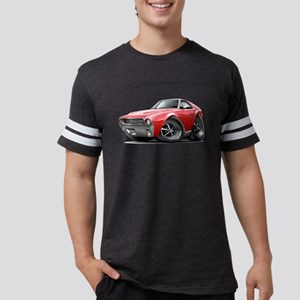 1968-69 AMX Red Car T-Shirt