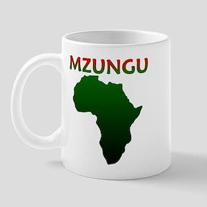 mzungu 8 Mugs