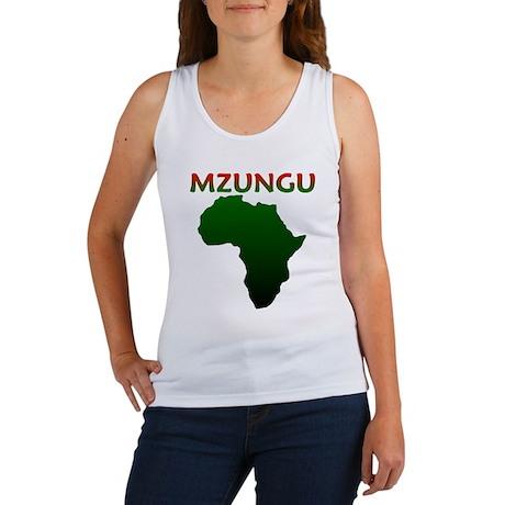 mzungu 8 Tank Top