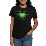 Transplant Recipient 2009 Women's Dark T-Shirt