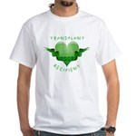 Transplant Recipient 2009 White T-Shirt