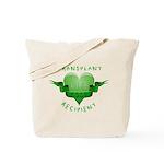 Transplant Recipient 2009 Tote Bag