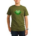 Transplant Recipient 2009 Organic Men's T-Shirt (d